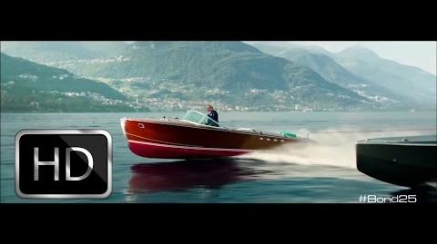 James Bond 25 RISICO - TV Spot Fan Made HD