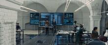 Q, Bond et l'ordinateur de Silva
