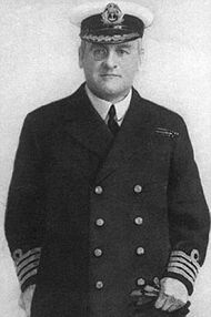 Captain Sir Mansfield George Smith Cumming