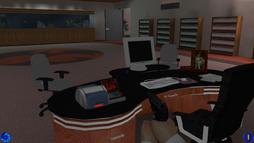 Phoenix Building - Mayhew's office (Nightfire, PC)
