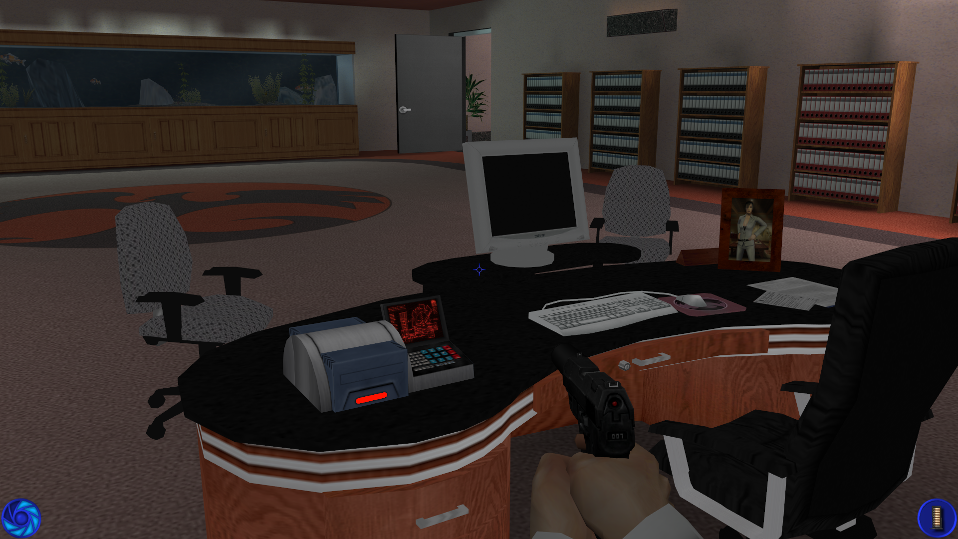 office chair wiki. Phoenix Building - Mayhew\u0027s Office (Nightfire, PC).png Chair Wiki
