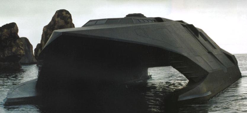 Stealth Ship | James Bond Wiki | Fandom
