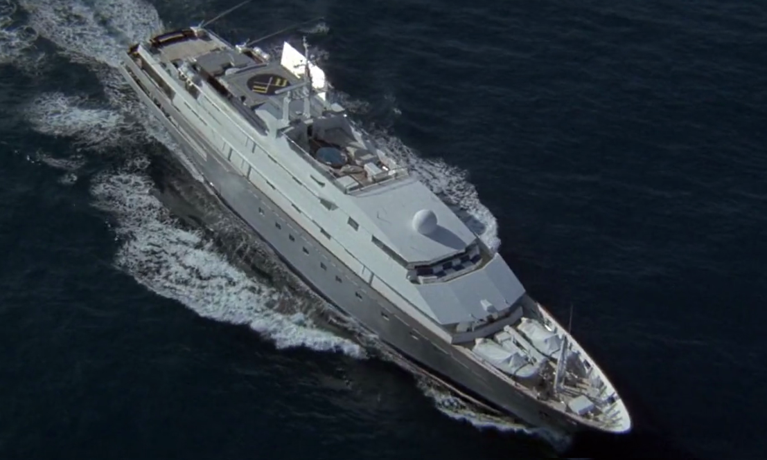 Flying Saucer James Bond Wiki Fandom Powered By Wikia