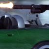 XKR - Gatling gun