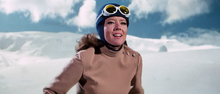 Tracy skiant