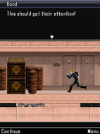 Quantum of Solace (mobile game) 11