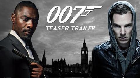 (HD) James Bond 25 Fan Made Trailer (Idris Elba, Benedict Cumberbatch)