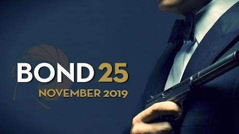 Bond 25 Announcement Date Thoughts