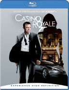 Casino Royale (2007 Blu-ray)