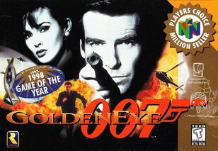 GoldenEye 007 (1997 game)
