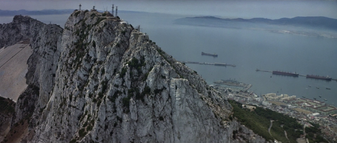 The Rock of Gibraltar (The Living Daylights)