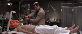 Die Another Day - Zao in the Clinic