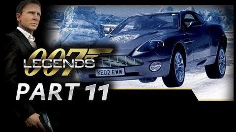 007 Legends Walkthrough - Mission 5 - Moonraker (Part 1) Xbox 360 PS3 Wii U PC