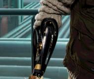 Dorian Reid's arm