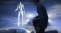 NightFire - Kiko returns to find Mayhew dead