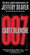 Carte blanche paperback US