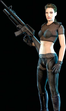 Xenia (GoldenEye - Rogue Agent) 1