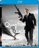 Quantum of Solace (2009 Blu-ray)