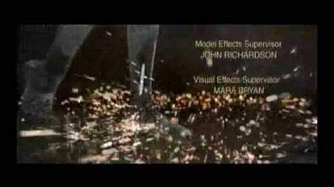 2002 - James Bond - Die Another Day title sequence