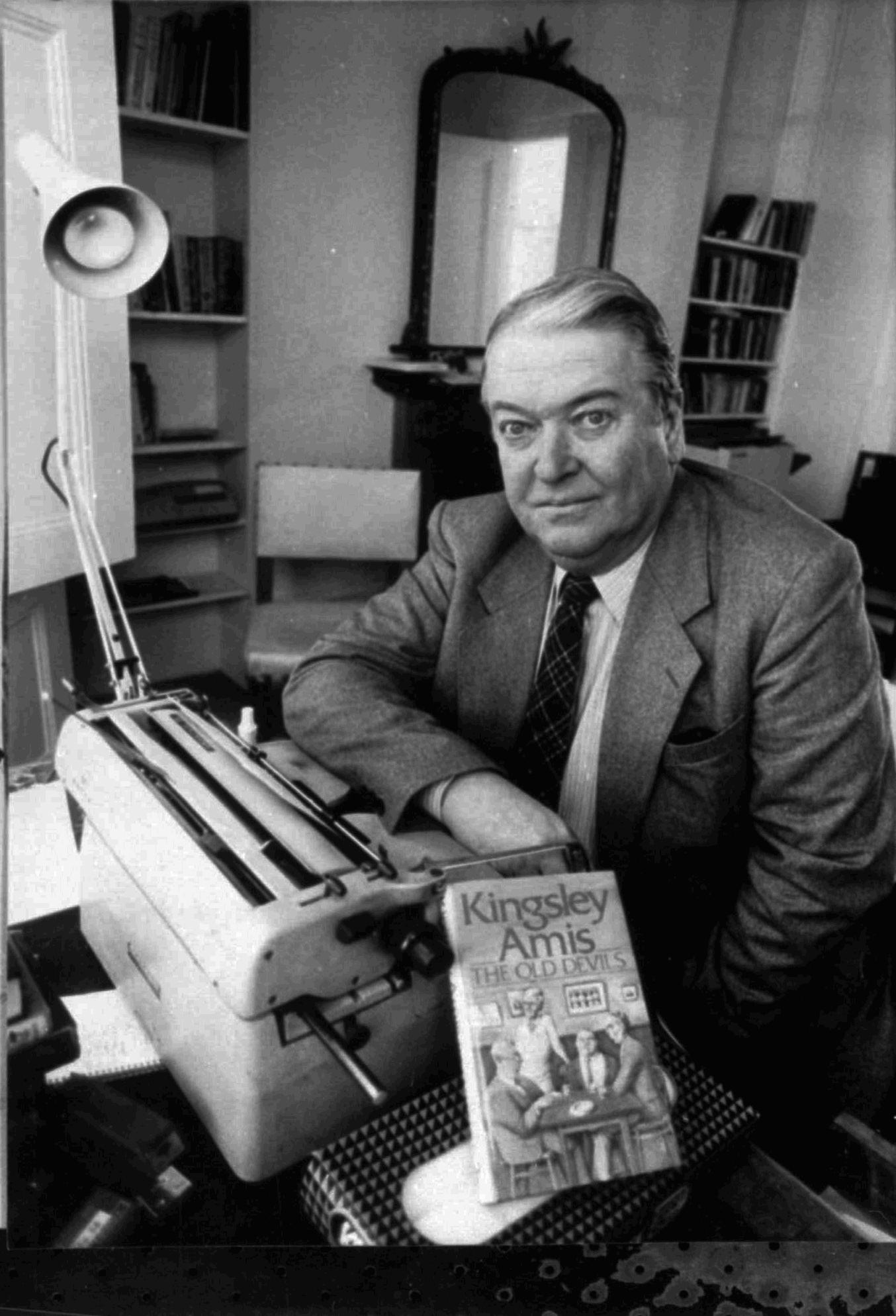 Kingsley Amis lucky jim