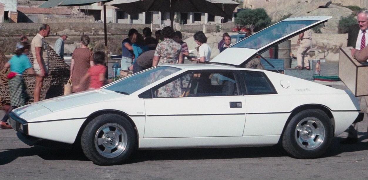 Lotus Esprit S1 (1976) | James Bond Wiki | FANDOM powered by Wikia