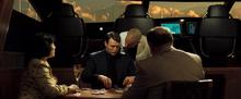 Le Chiffre et l'invitation de Kratt