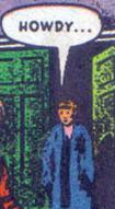 Jack Strap in the comic