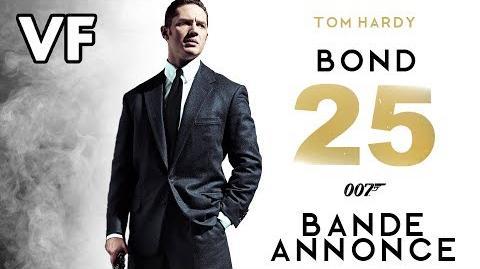 BOND 25 Bande annonce VF (2019) Tom Hardy - Christopher Nolan Fan Trailer