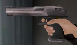 Jackal .375 (GoldenEye - Rogue Agent)