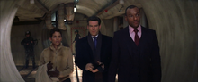 Jinx, Bond et Robinson