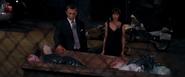 Camille, Bond et le corps de Mathis