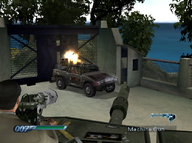 Enemy Missile Truck