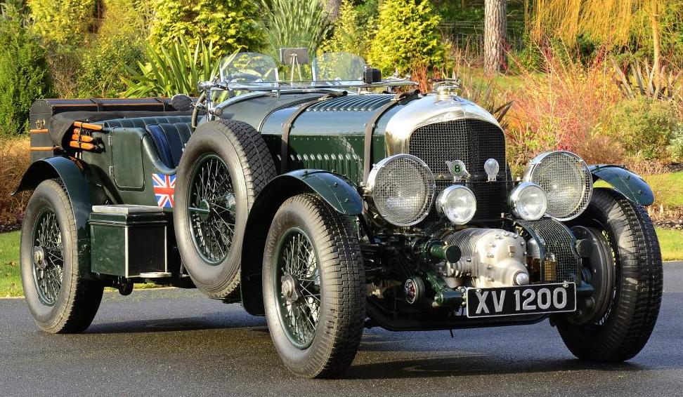 Bentley 4½ Litre | James Bond Wiki | FANDOM powered by Wikia