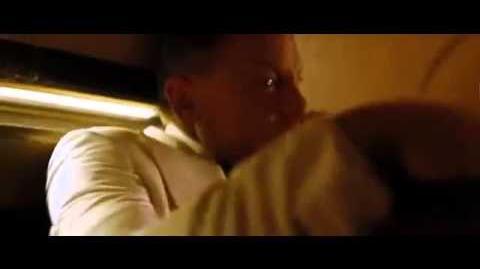 James Bond vs. Mr. Hinx - Spectre (2015)