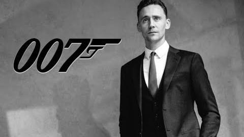 James Bond 25 Fan Teaser Trailer Tom Hiddleston Kevin Spacey (2017)