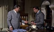 Kerim, Bond et la mort du Bulgare