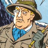 Auric Goldfinger No (James Bond Jr