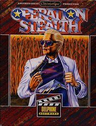 Operation Stealth cover