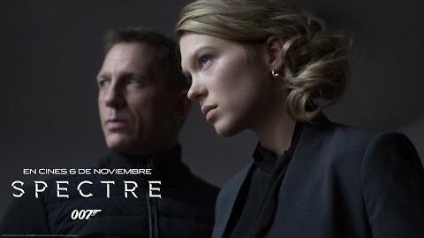 SPECTRE. James Bond 007. Hotel. En cines 6 de noviembre