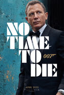 No Time to Die (Poster 1)