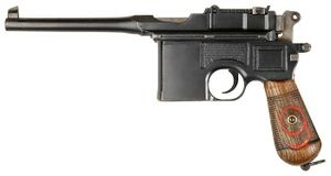 Red 9 mauser c96