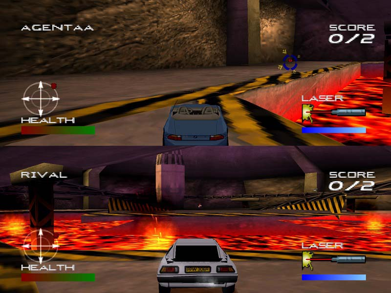 Ps1 Multiplayer Racing Games | Fandifavi.com
