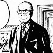 Bill Tanner (Literary) by McLusky - Profile
