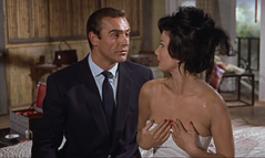 Dr. No - Bond and Taro