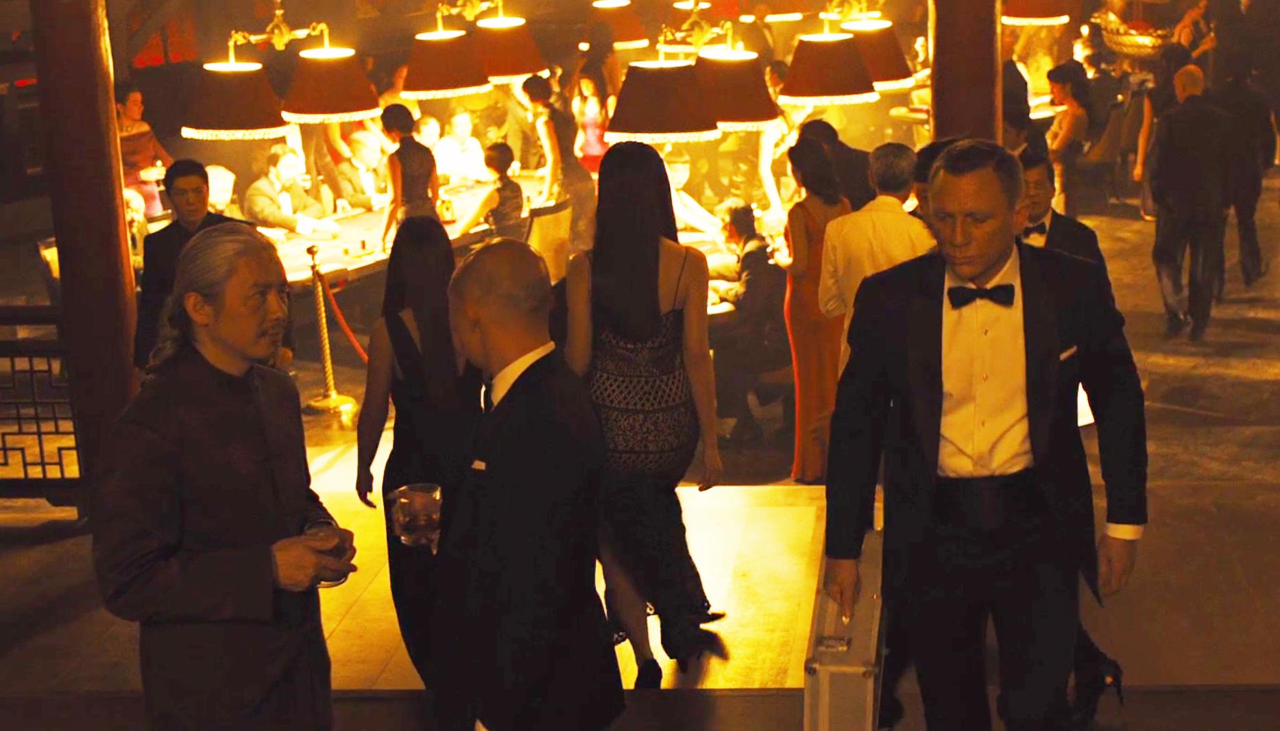 James bond casino scene skyfall pc express slot
