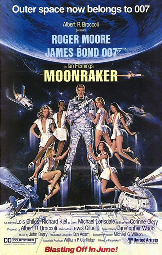 Moonraker Film James Bond Wiki Fandom Powered By Wikia