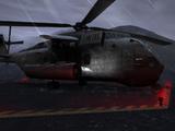 EMP-hardened helicopter (Reg: 91548)