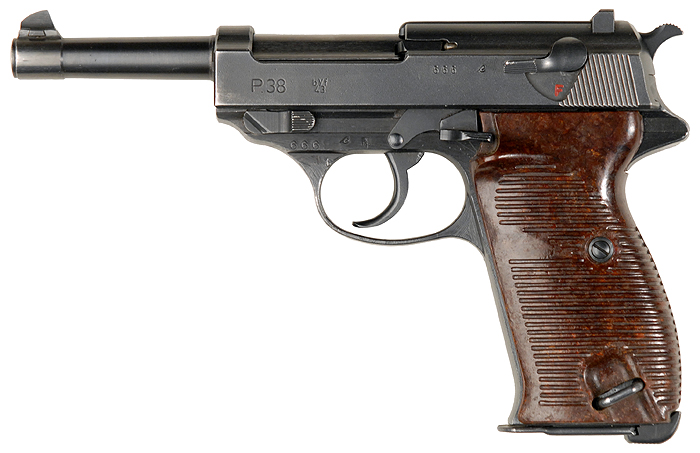 Walther P38 | James Bond Wiki | FANDOM powered by Wikia