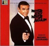 Never Say Never Again (soundtrack)