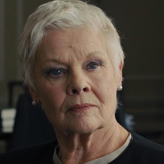 M Judi Dench James Bond Wiki Fandom Powered By Wikia